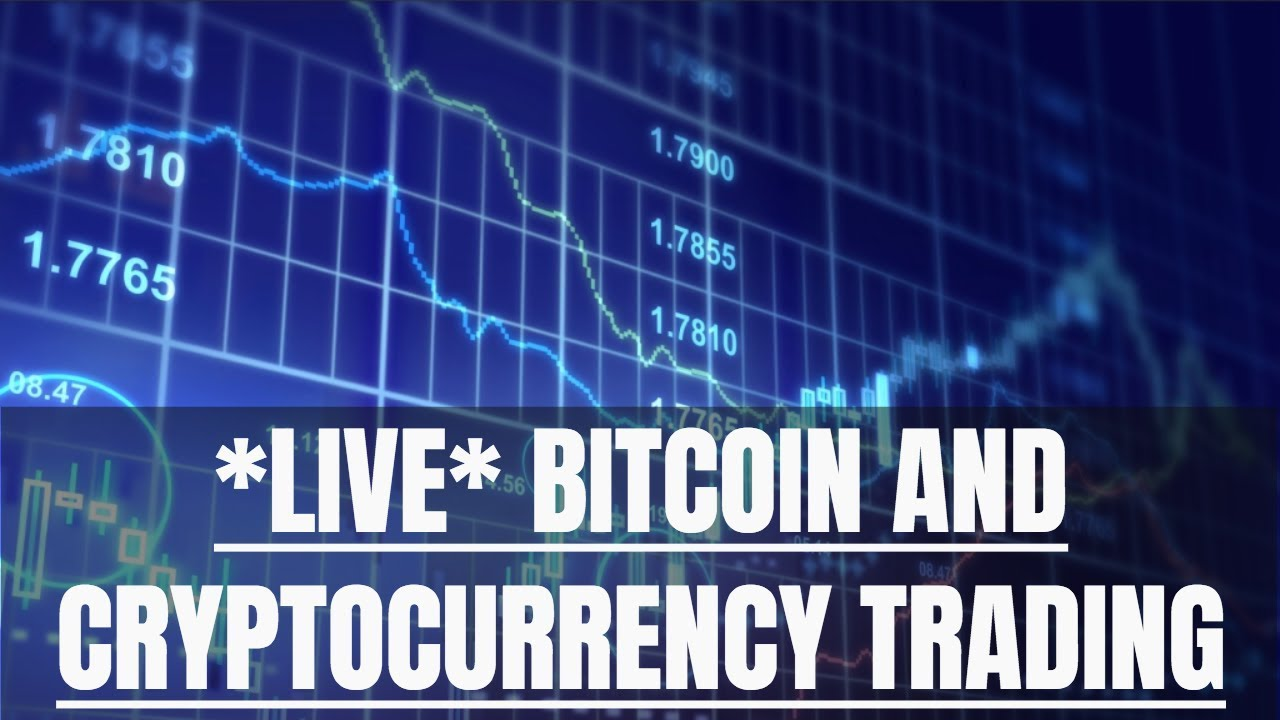 Live Bitcoin And Large Market Cap Cryptotrading W Bullytrading