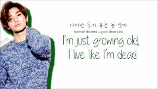 Big Bang - Sober (Color Coded Lyrics: Hangul, Romaji, English)