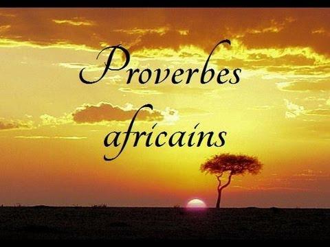 Les plus beaux proverbes africains partie 1 youtube - Les plus beaux lampadaires ...