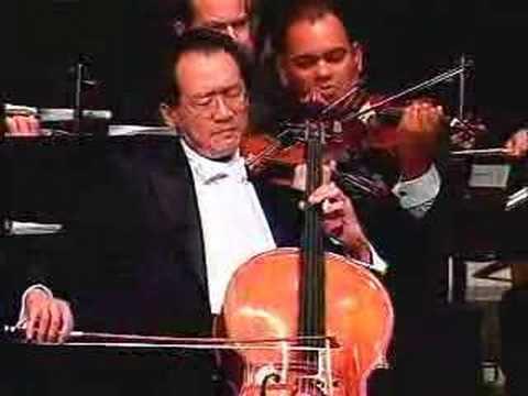 Élégie opus 24 (Gabriel Fauré) / Yo-Yo Ma Cello