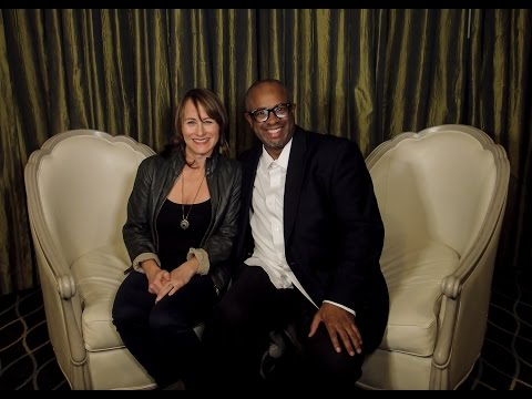 The Phillip Siddiq  and 'Welcome To Me' Director Shira Piven!