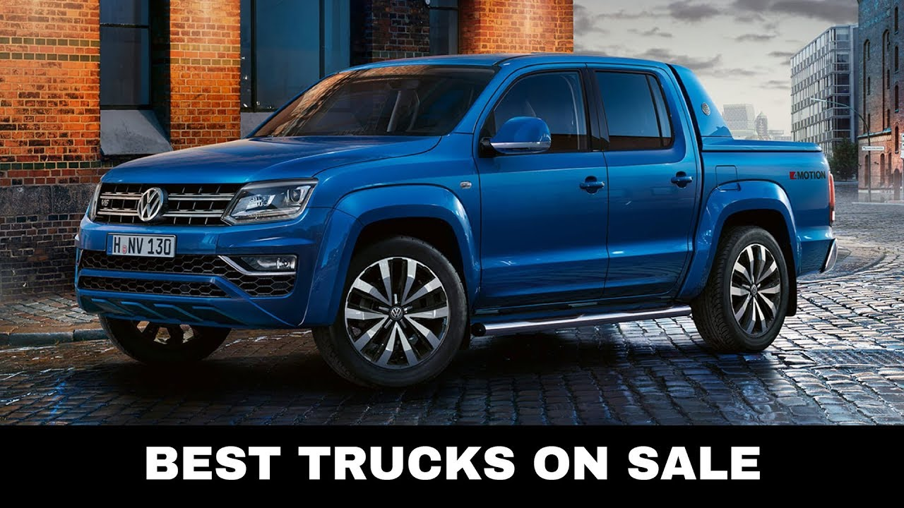 Top 10 Pickup Trucks on Sale in 2018 (New Car Buyer's Guide)