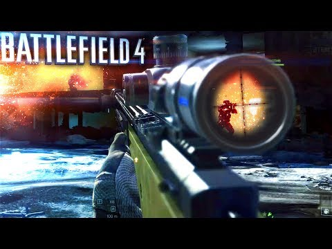 BACK TO SNIPING | Battlefield 4