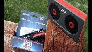 Jam Rewind Bluetooth Speaker Unboxing review Boom Sound