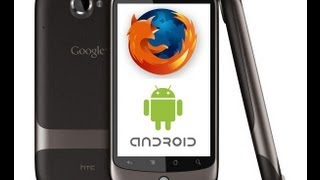 Bookmark sites in Mozilla Firefox for Android users