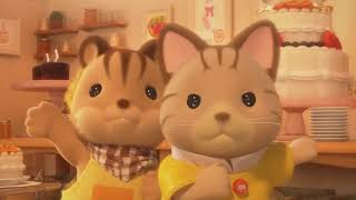 Sylvanian Families Shane the Striped Cat Compilation - Shane's  Best Bits
