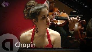 Chopin - Pianoconcert nr. 2 - Rosalía Gómez Lasheras (piano) - Finale YPF - Live Concert - HD