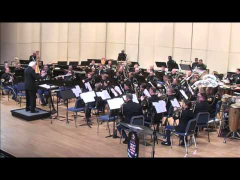LIVE - H. Robert Reynolds Conducts The U.S. Army Concert Band