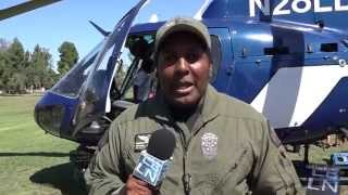 #Exclusive with LBPD Helicopter Pilot  Mike Colbert