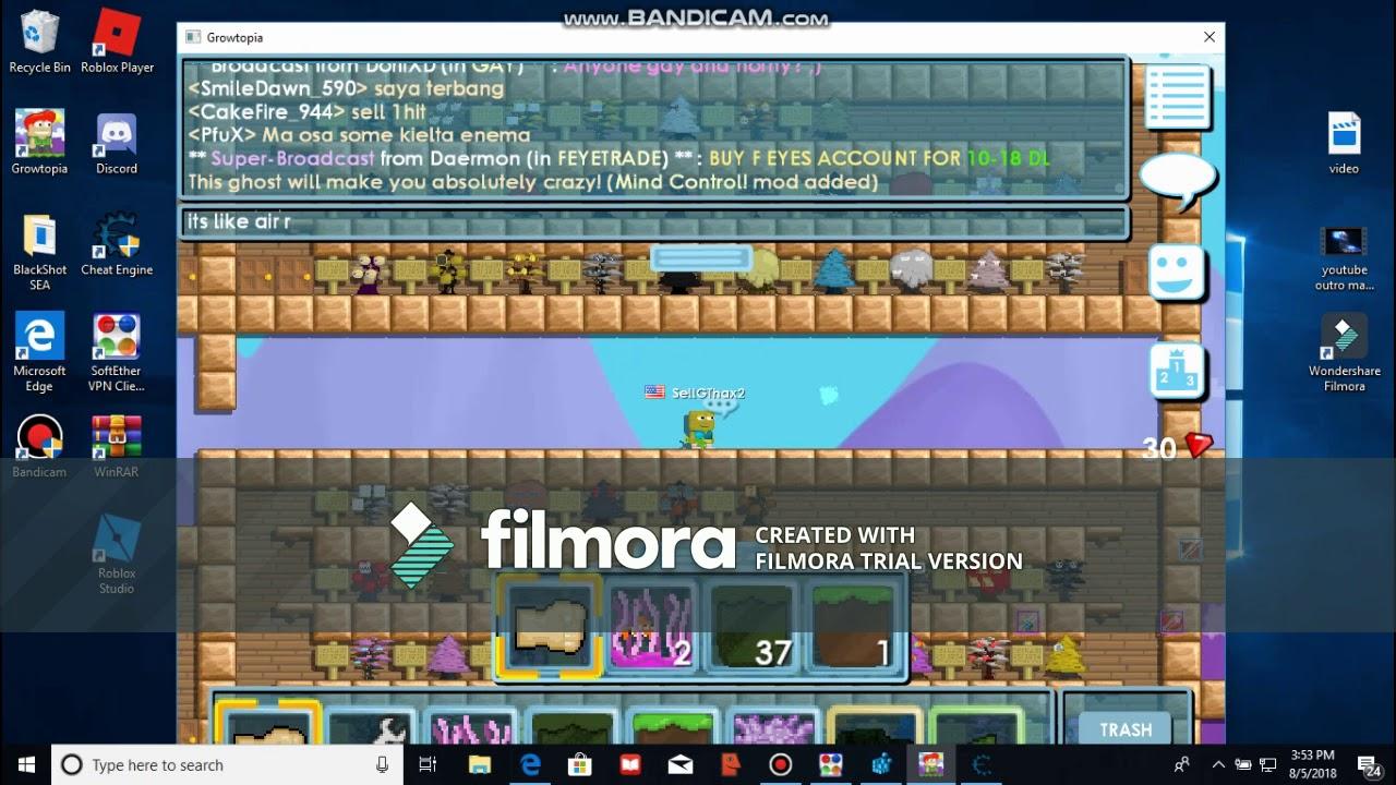 download growtopia mod apk versi 2.93 unlimited gems