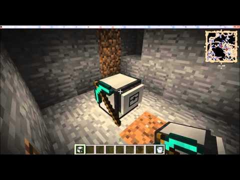 컴크 Tutorial Ep 3 - FTB Computercraft - Turtle Tunnel Maker 1x3 And 3x3