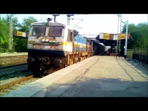 {4 in 1} Coimbatore - Bikaner AC Sf +  Sampark Kranti Express +  Humsafar Special  + Many More Train