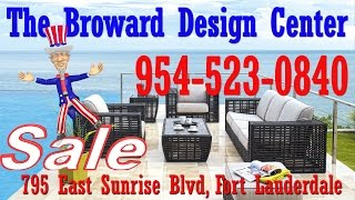 4th Of July Patio Furniture Sale In Fort Lauderdale