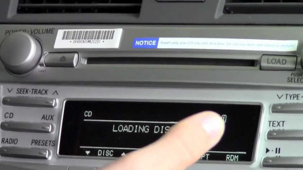 2011 | Toyota | Camry | 6 CD Changer | How To by Toyota City Minneapolis MN