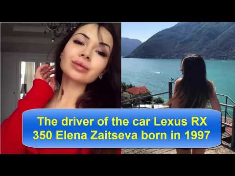 ACCIDENT WITH THE CROWD OF LEXUS KHARKOV UKRAINE 18.10.17 FULL VIDEO OF THE DEADLY CRASH