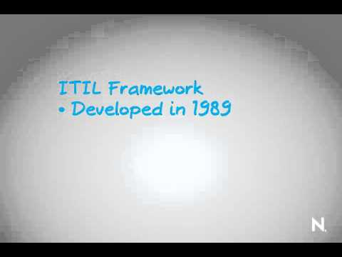 Introduction to the ITIL Framework