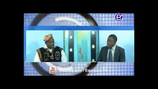 THE INSIDE (GUEST: Jacques MABOULA ,Mayor Yabassi ) EQUINOXE TV