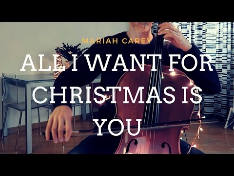 Mariah Carey - All I want for Christmas is you - for cello and piano (COVER) Mp3
