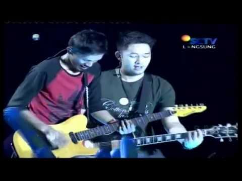 NOAH Indonesia @ Concert 2 Benua 5 Negara [HD] 16-9-2012