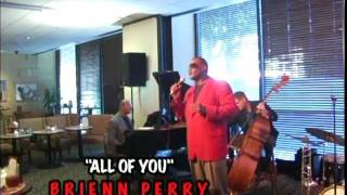 """Brienn Perry Live """"All Of You"""""""