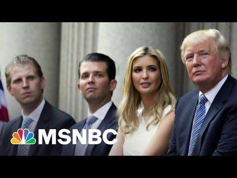NYT: Senior Trump Org. Official Testifies Before Grand Jury