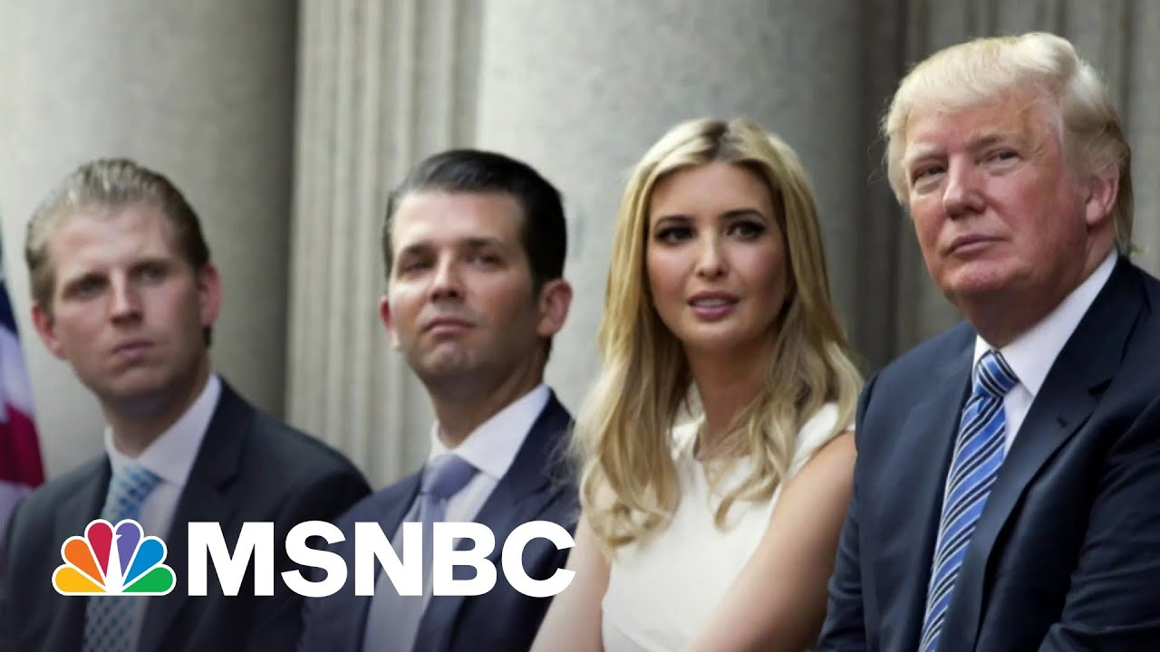 Trump's longtime financial chief, confidant indicted. Who is Allen ...
