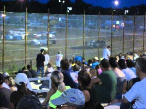 Late Model Heat Race @ Nevada Speedway