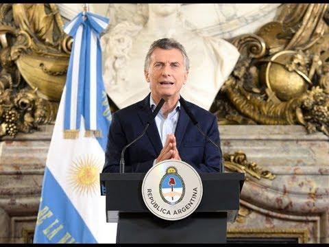 The Wall Street Journal dijo que Mauricio Macri no terminaría su mandato