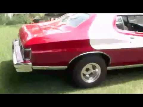 My 32nd Starsky & Hutch Gran Torino