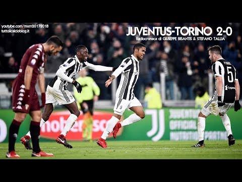 JUVENTUS-TORINO 2-0 - Radiocronaca di Giuseppe Bisantis & Stefano Tallia (COPPA ITALIA) Rai Radio 1