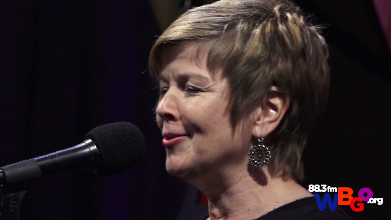 """Allyson Is Watching karrin allyson performs """"some of that sunshine"""" on wbgo"""