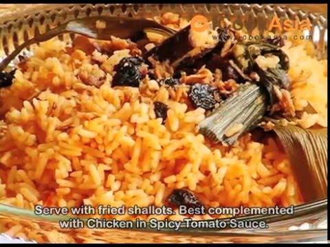Chicken Tomato Rice