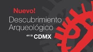 """Nuevo hallazgo arqueológico en la CDMX: Pinturas Rupestres en """"la Cueva del Reloj"""""""