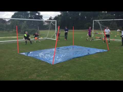 J4K Surrey Summer Goalkeeper Camps & Residentials