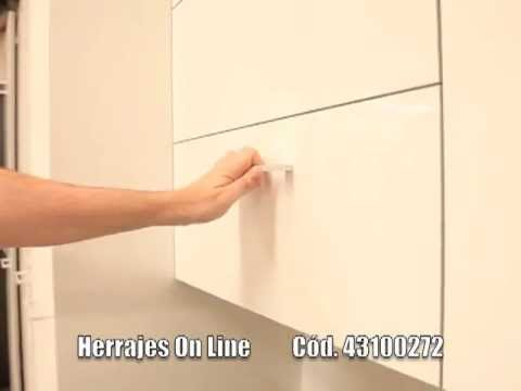 Herrajes online herraje plegable para puertas - Herrajes para canapes ...