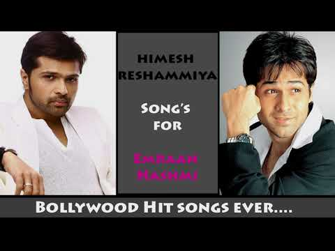 Himesh Reshammiya songs for Emraan Hashmi All Time Hit Songs - Non Stop Audio - jukebox