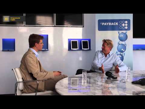 PAYBACK | Interview with Bernhard Brugger, CEO Europe