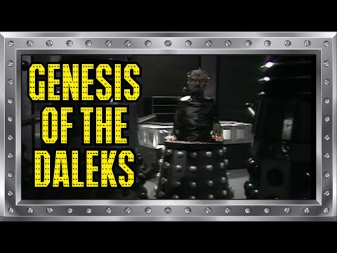 Doctor Who: Genesis Of The Daleks - REVIEW - Dalekcember