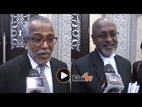 Mahkamah ketepi rayuan KJ, Shafee kecewa dan terkejut