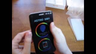 Розпакування Astro S501 Rose Gold з Rozetka.com.ua