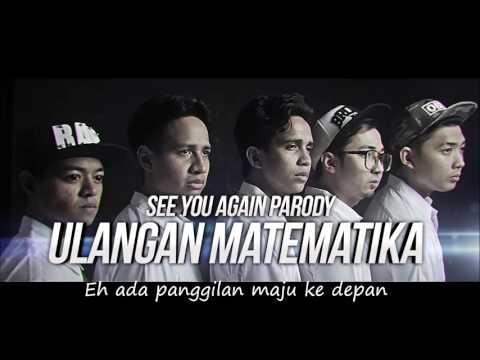 Nightcore - Ulangan Matematika by Chandraliow with Lyrics