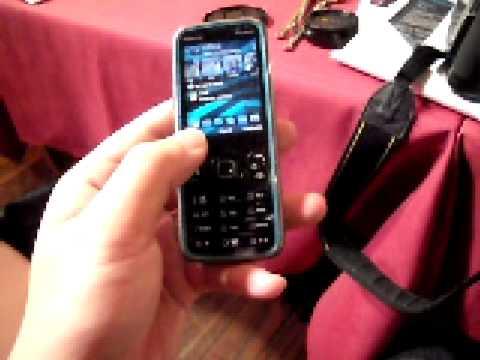 Nokia 5630 XpressMusic 機身介紹