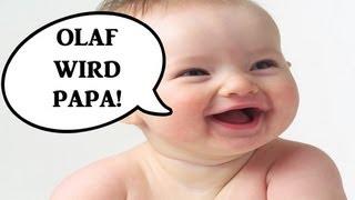 My little Baby Gameplay #1 - Dor Olaf wird Papa!