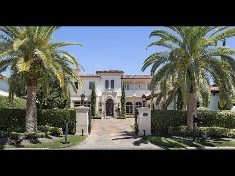 Luxury Homes | Million Dollar Listings | 360 East Coconut Palm Road Boca Raton, Florida