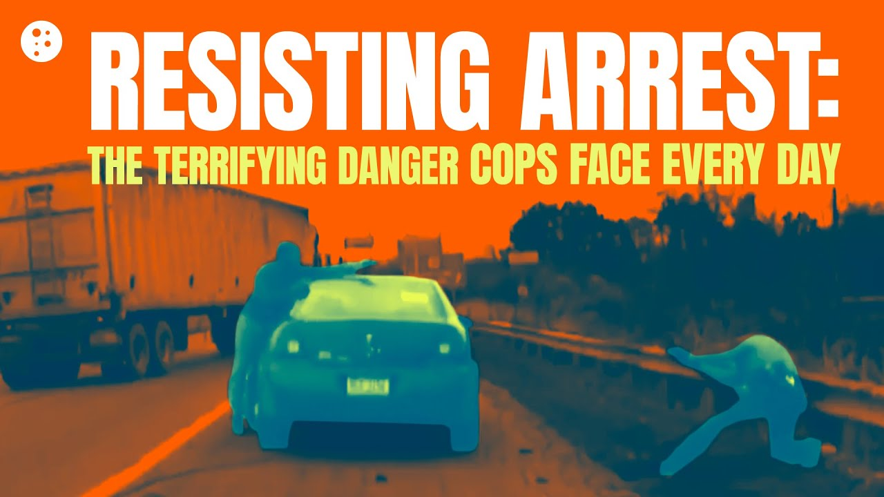 Resisting Arrest: The Terrifying Danger Cops Face Every Day
