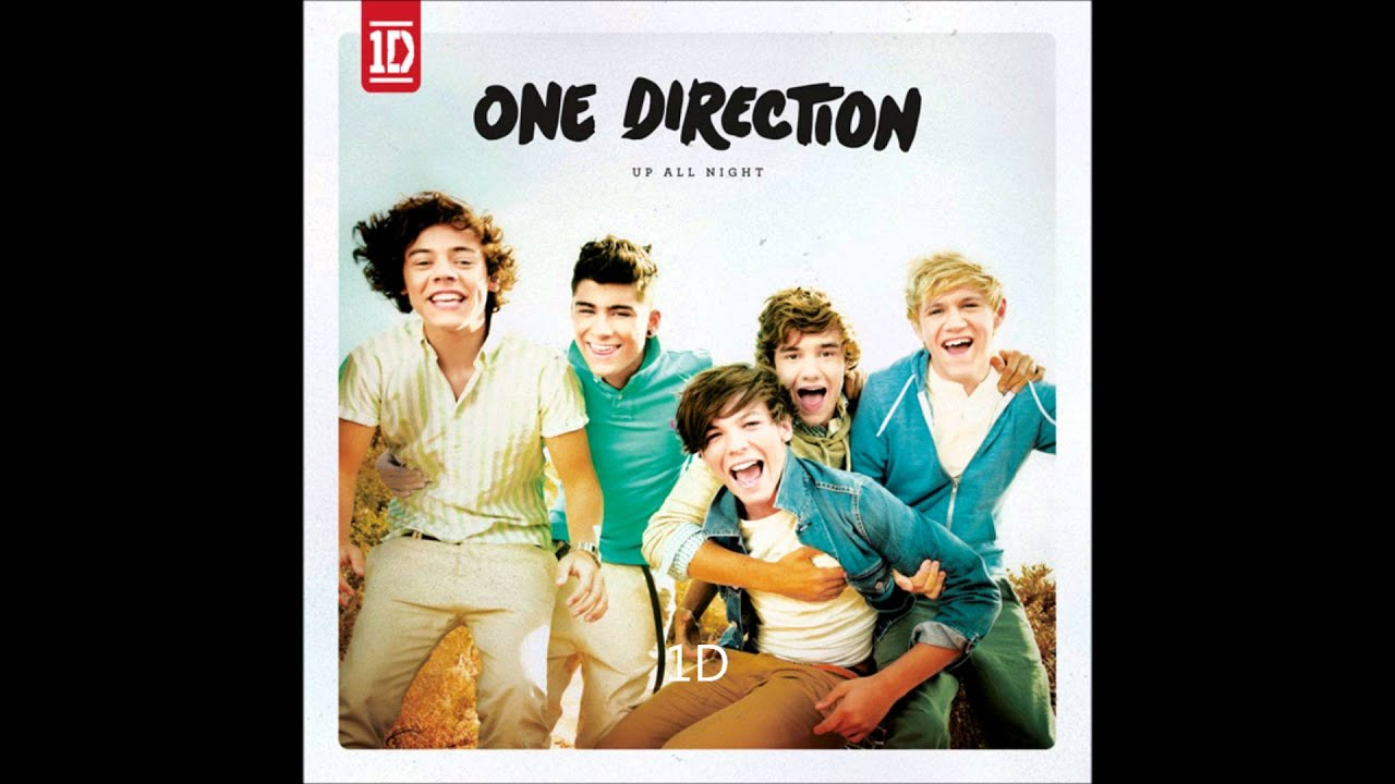 One direction up all night: cd album | hmv store.