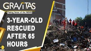 Gravitas: Turkey's Miraculous Earthquake Survivors