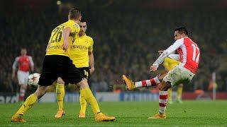 Alexis Sánchez vs Dortmund (Home) 26/11/14 HD thumbnail