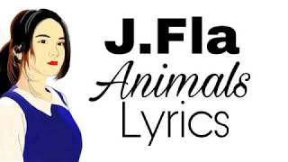 Maroon 5 - Animals (cover oleh J.Fla)Lyrics