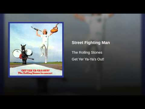 Street Fighting Man (Live From Madison Square Garden, New York/1969)